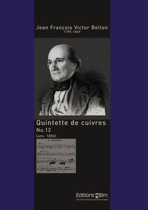 Bellon Jean Quintette No 12 Ens114