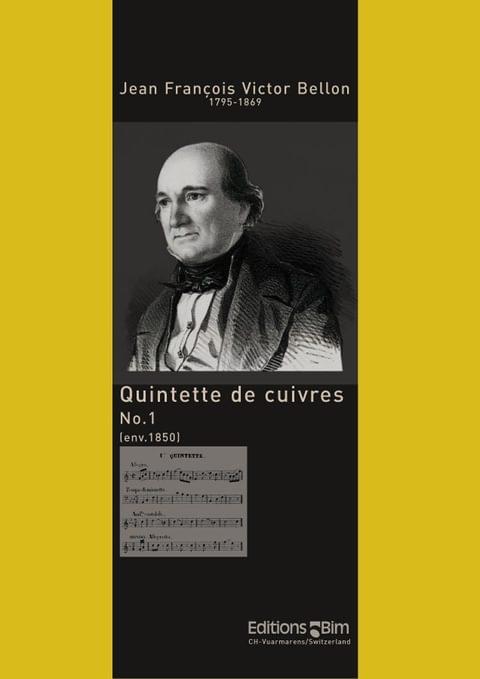 Bellon Jean Quintette No 1 Ens115