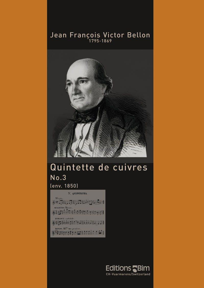 Bellon Jean Quintette No 3 Ens105