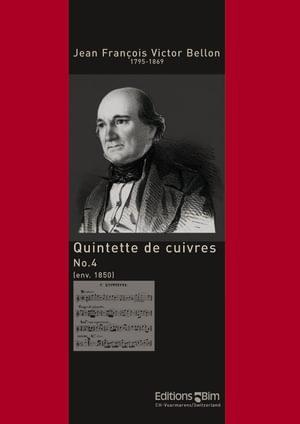 Bellon Jean Quintette No 4 Ens106
