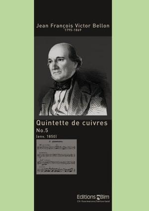 Bellon Jean Quintette No 5 Ens107