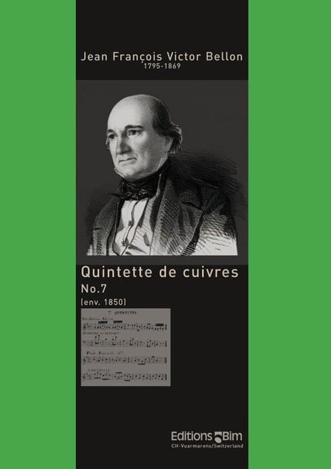 Bellon Jean Quintette No 7 Ens109