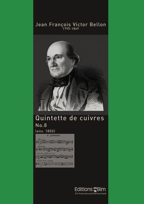 Bellon Jean Quintette No 8 Ens110