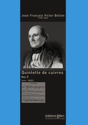 Bellon Jean Quintette No 9 Ens111