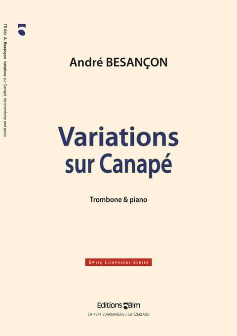 Besancon Andre Variations Sur Canape Tb68