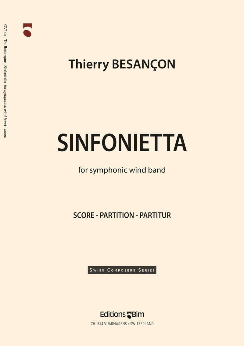 Besancon Thierry Sinfonietta Ov14