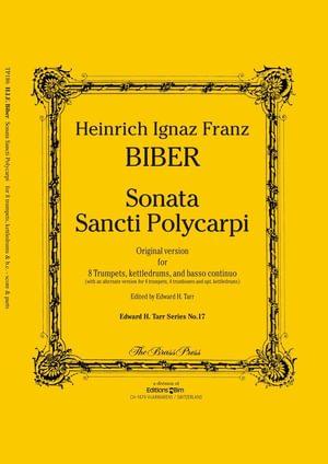 Biber Heinrich Sonata Sancti Polycarpi Tp186