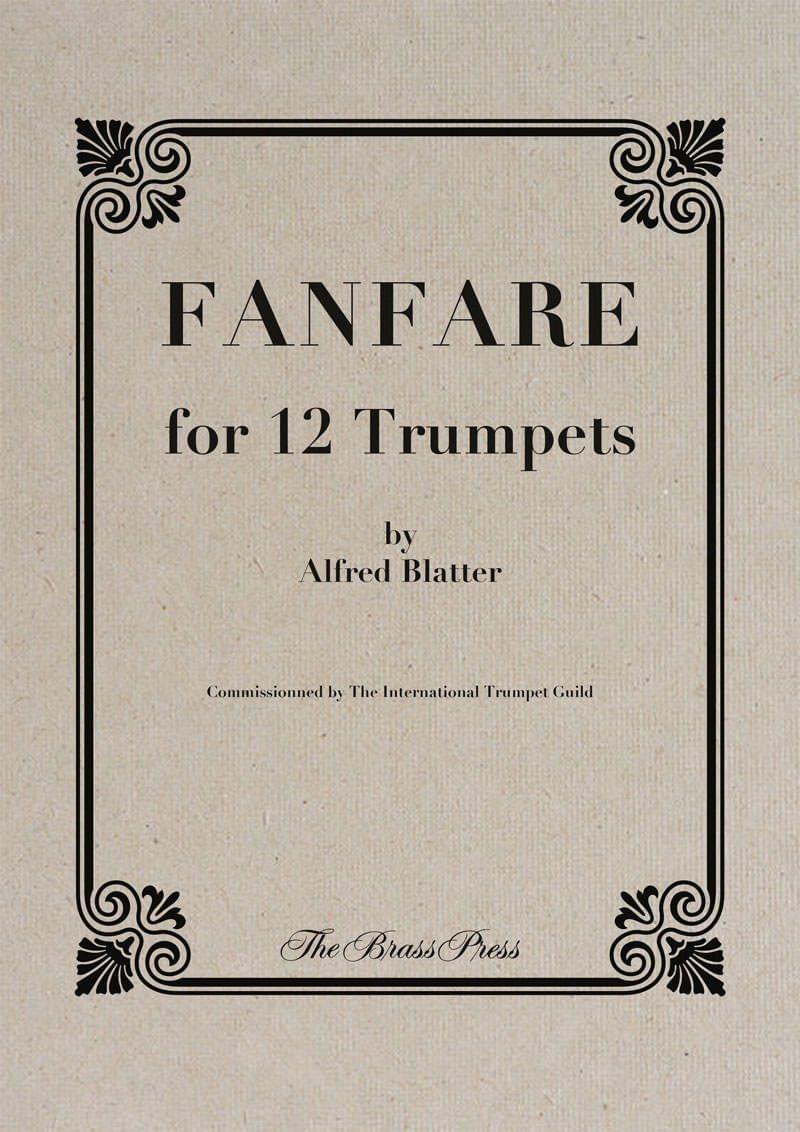 Blatter Alfred Fanfare Tp132