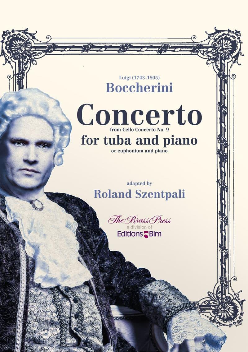 Boccherini Luigi Concerto Tuba Tu204A