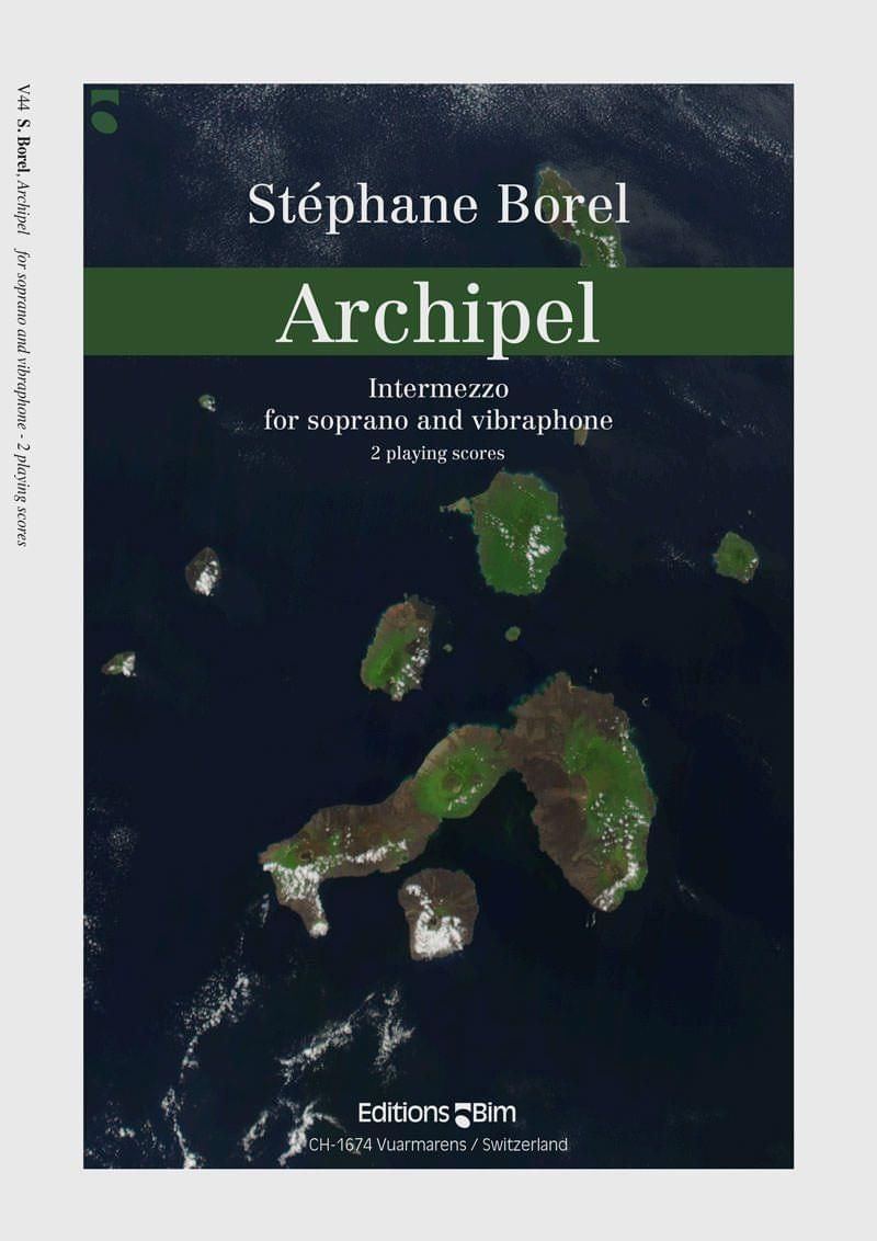 Borel Stephane Archipel V44