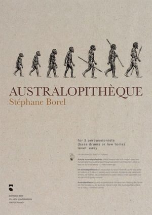 Borel Stephane Australopitheque Perc26