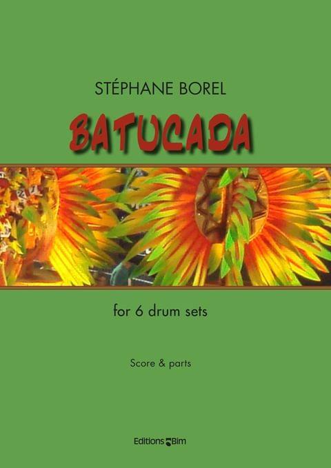 Borel Stephane Batucada Perc25