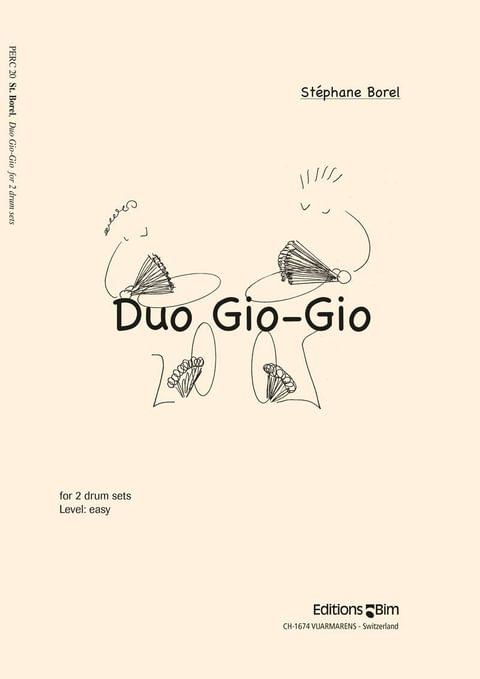 Borel Stephane Duo Gio Gio Perc20