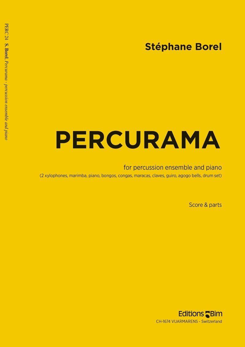 Borel Stephane Percurama Perc24