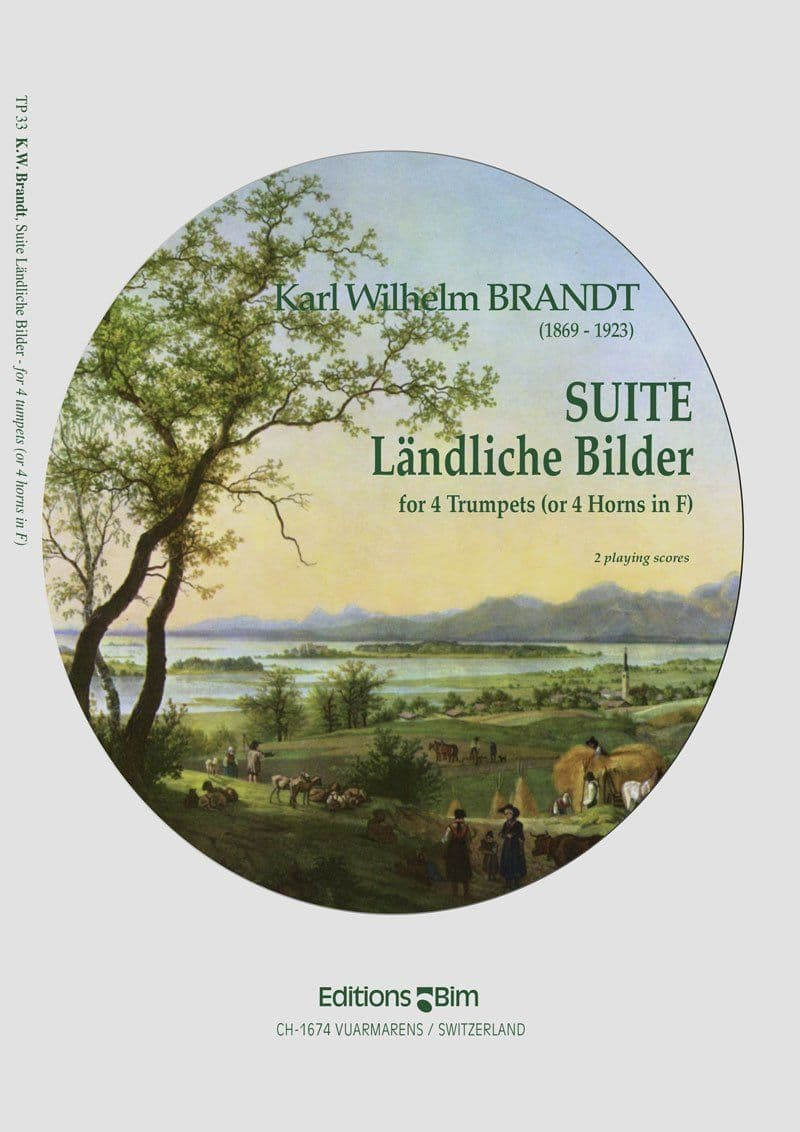 Brandt Karl Wilhelm Suite Tp33