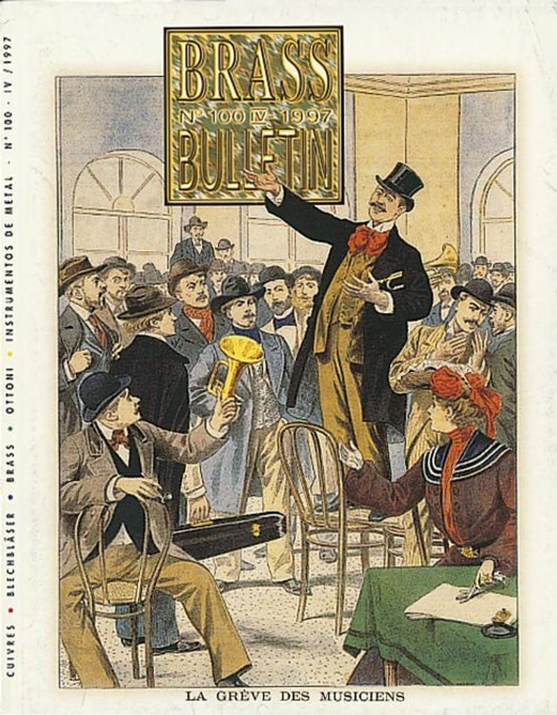Brass Bulletin No 100 1997