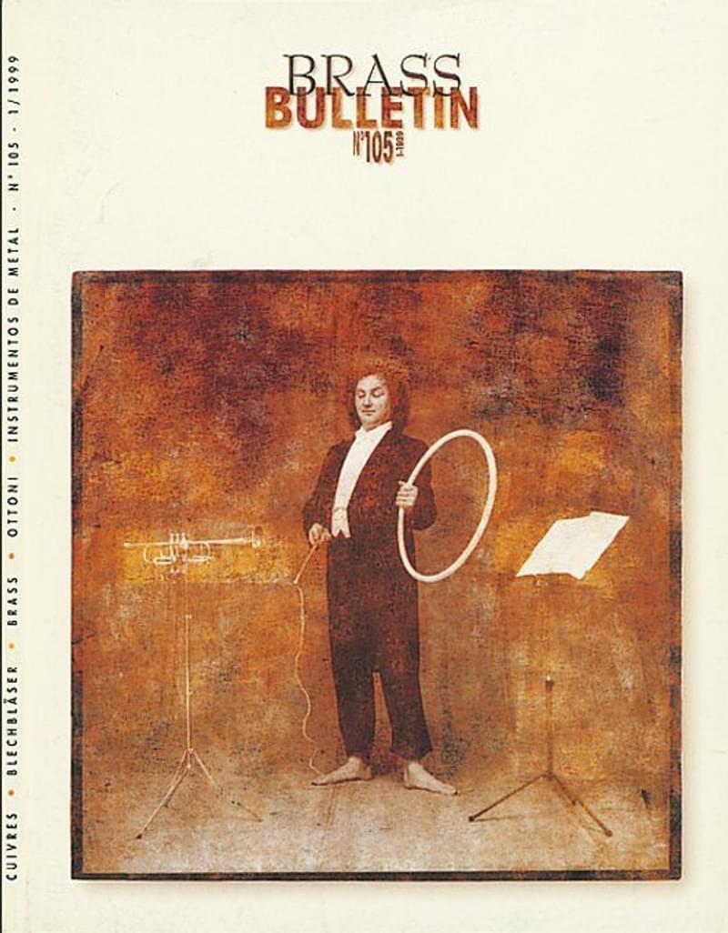 Brass Bulletin No 105 1999
