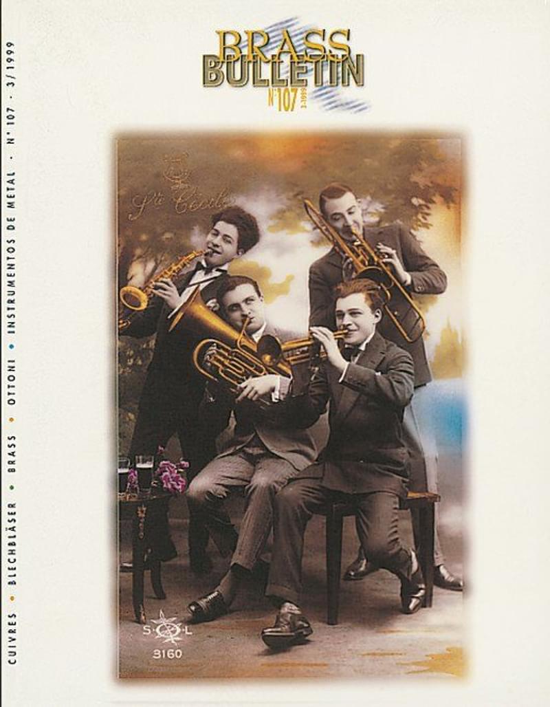 Brass Bulletin No 107 1999
