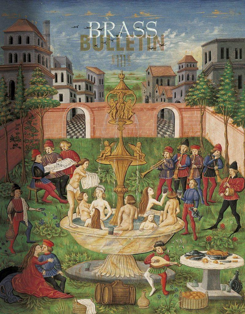 Brass Bulletin No 111 2000