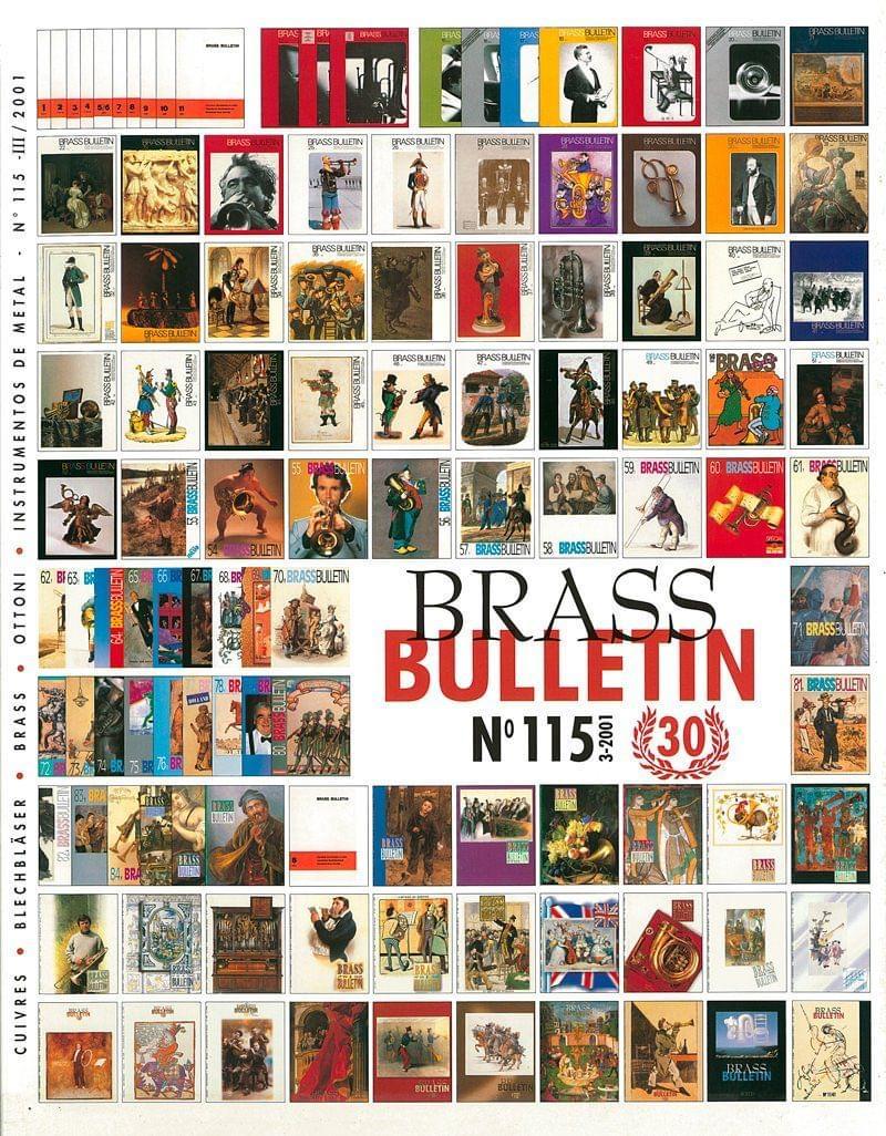Brass Bulletin No 115 2001