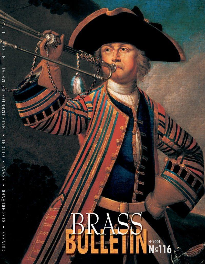 Brass Bulletin No 116 2001