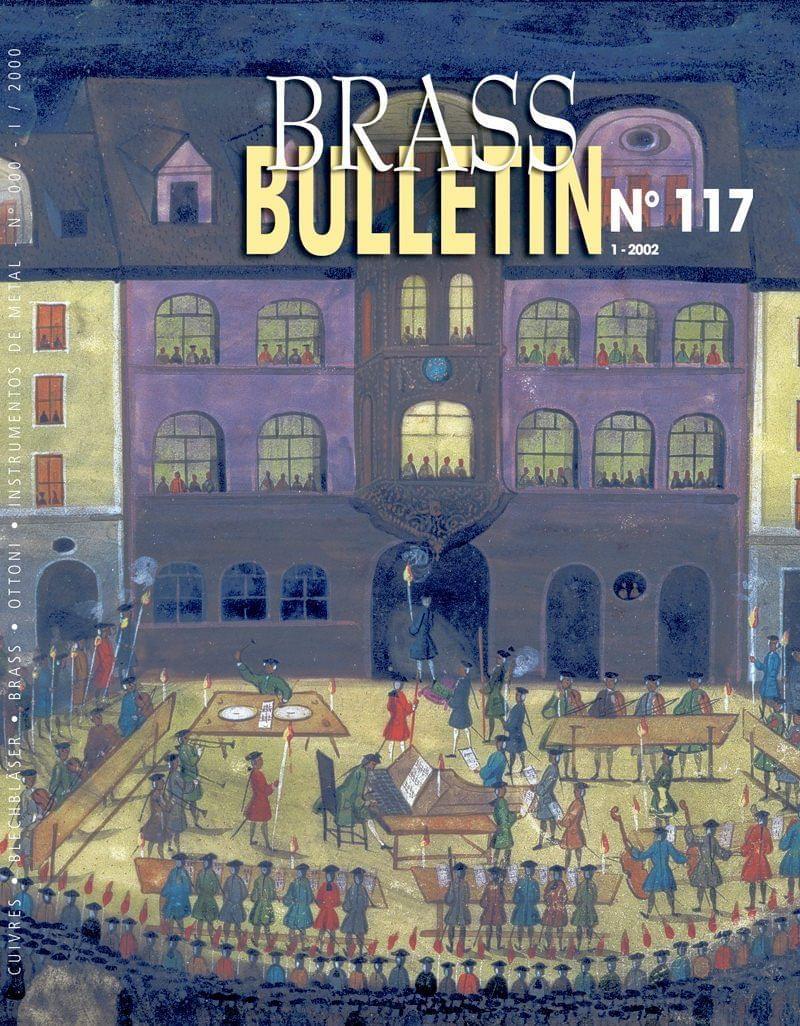 Brass Bulletin No 117 2002