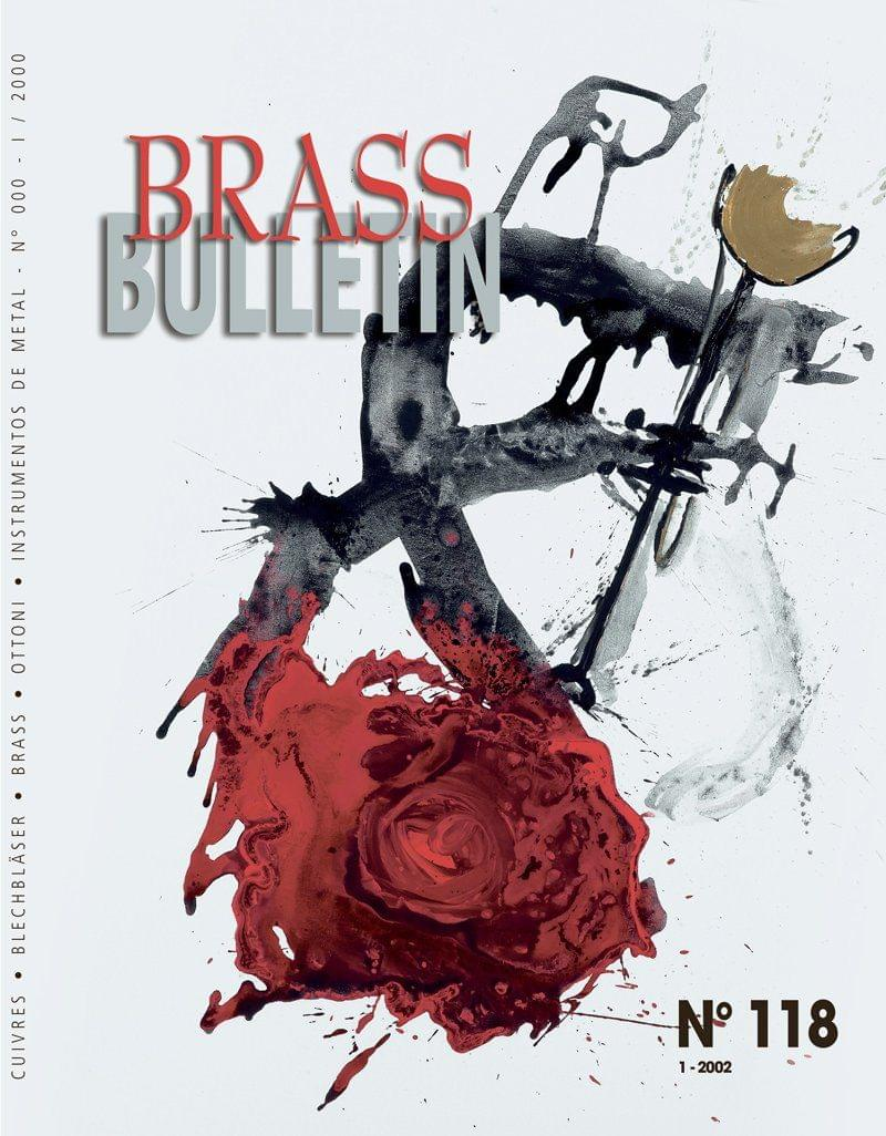 Brass Bulletin No 118 2002