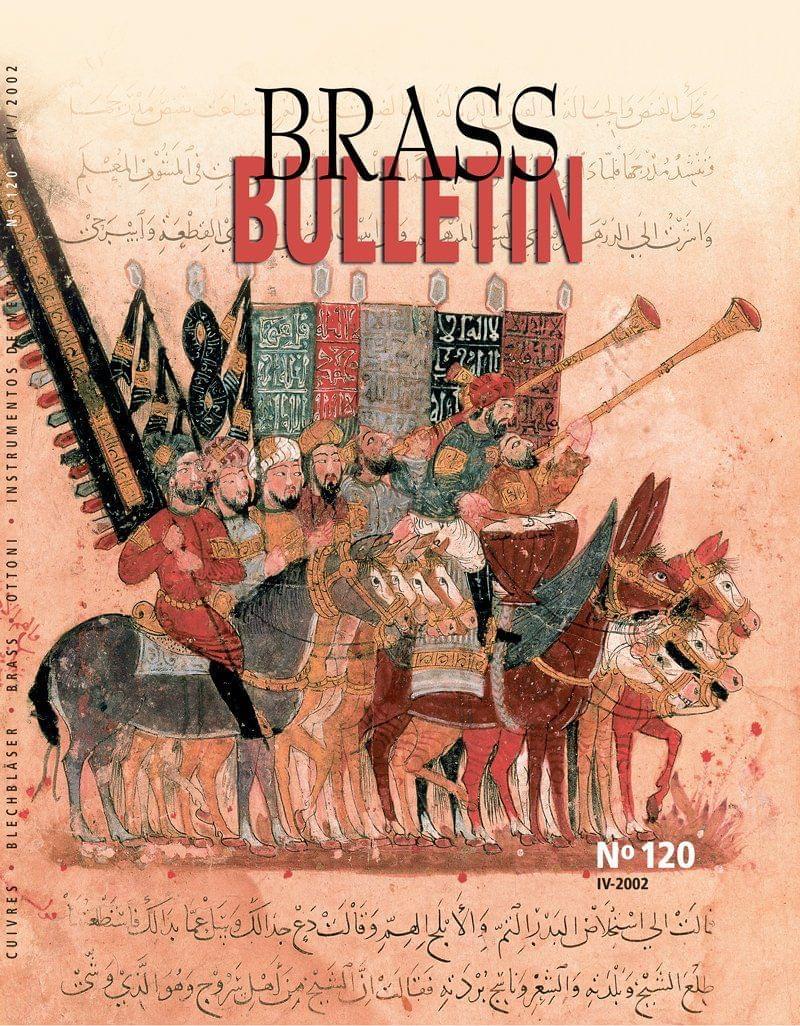 Brass Bulletin No 120 2002