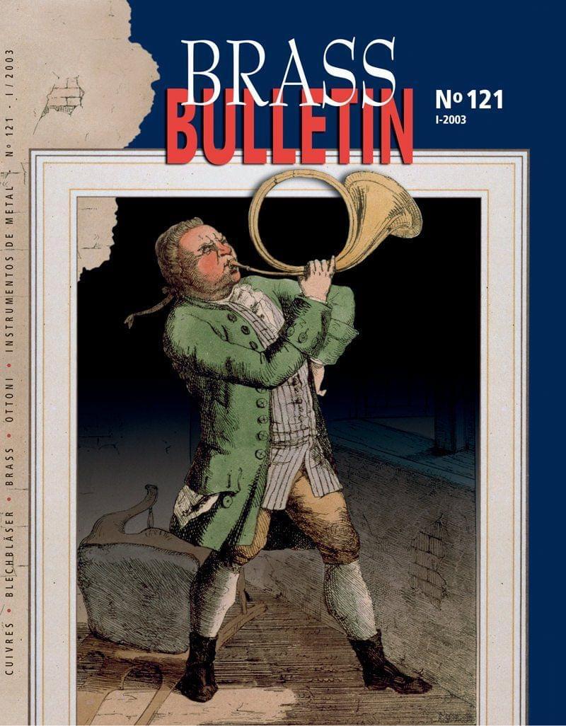 Brass Bulletin No 121 2003