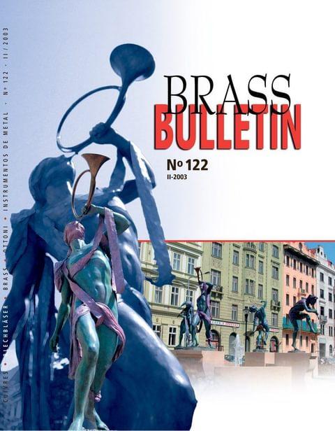 Brass Bulletin No 122 2003