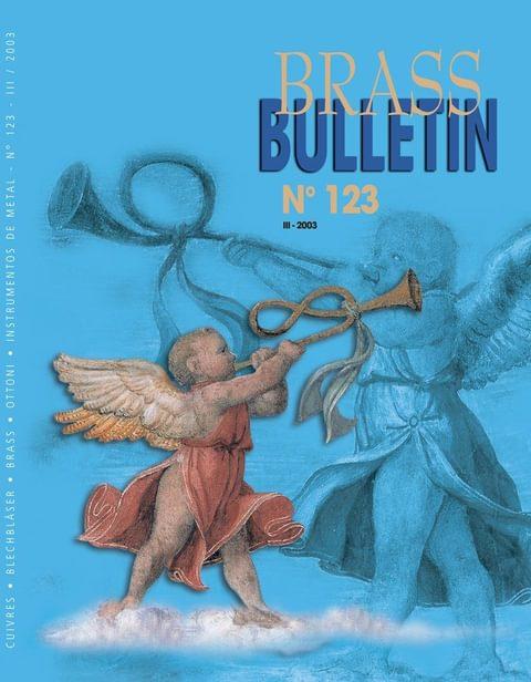 Brass Bulletin No 123 2003