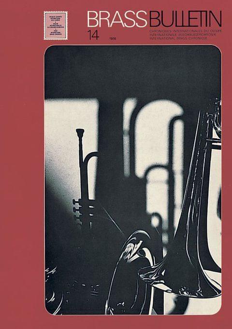 Brass Bulletin No 14 1976