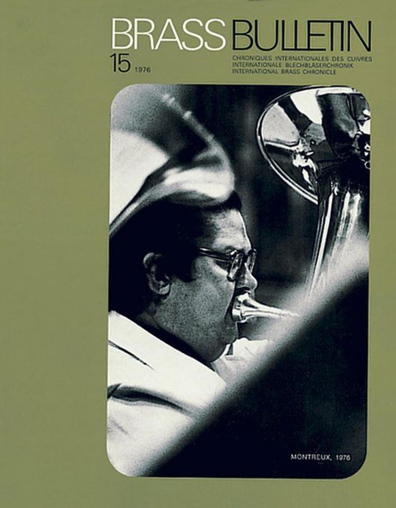 Brass Bulletin No 15 1976