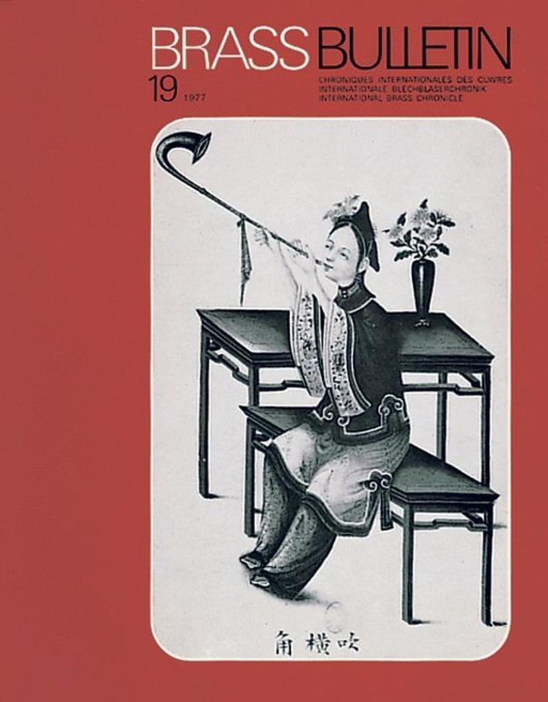 Brass Bulletin No 19 1977