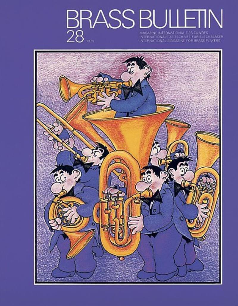 Brass Bulletin No 28 1979