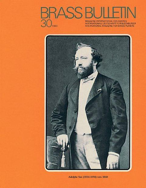 Brass Bulletin No 30 1980