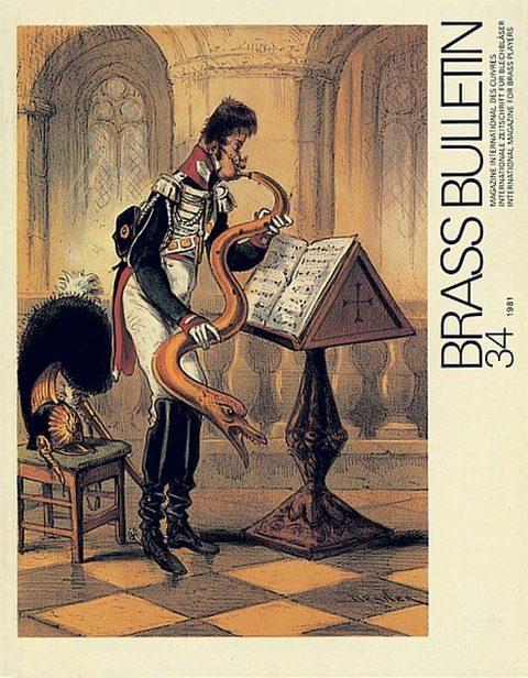 Brass Bulletin No 34 1981