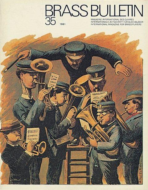 Brass Bulletin No 35 1981
