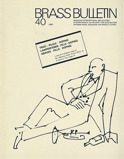 Brass Bulletin No 40 1982