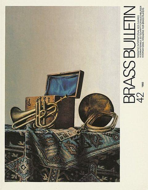 Brass Bulletin No 42 1983