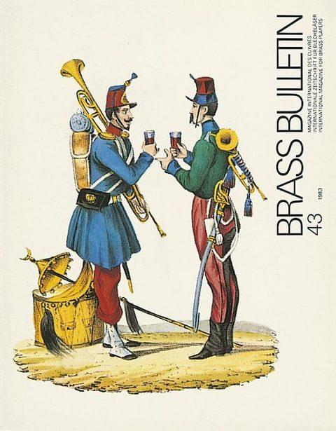Brass Bulletin No 43 1983
