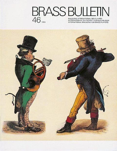 Brass Bulletin No 46 1984