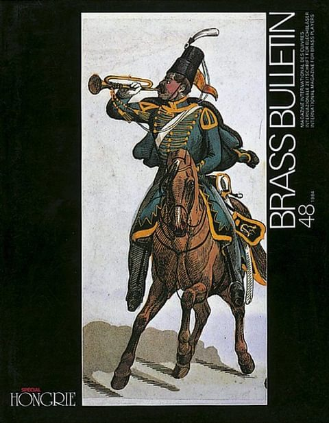 Brass Bulletin No 48 1984