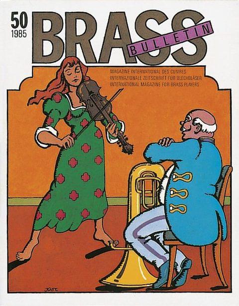 Brass Bulletin No 50 1985