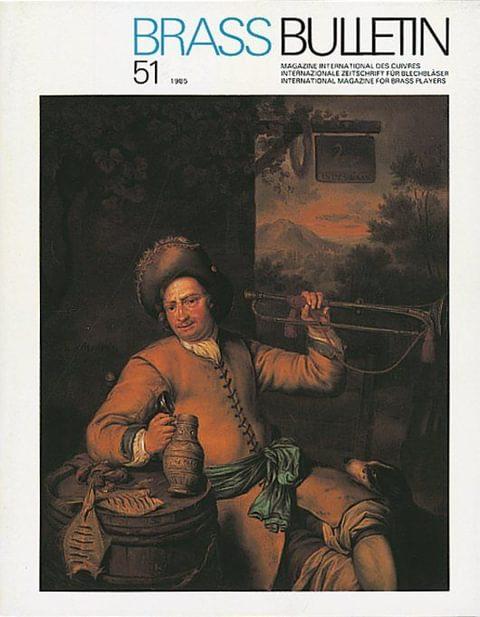 Brass Bulletin No 51 1985