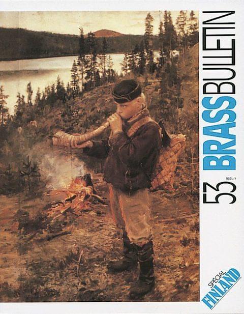 Brass Bulletin No 53 1986