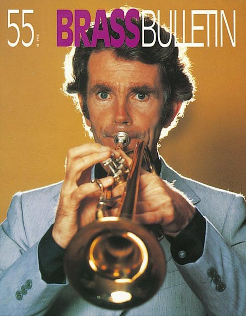 Brass Bulletin No 55 1986