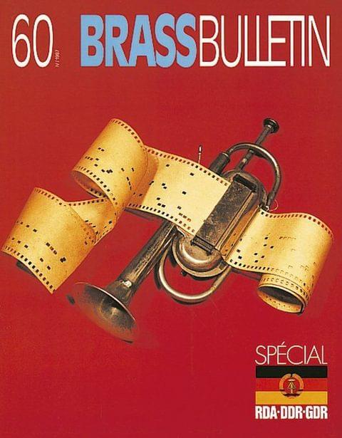 Brass Bulletin No 60 1987