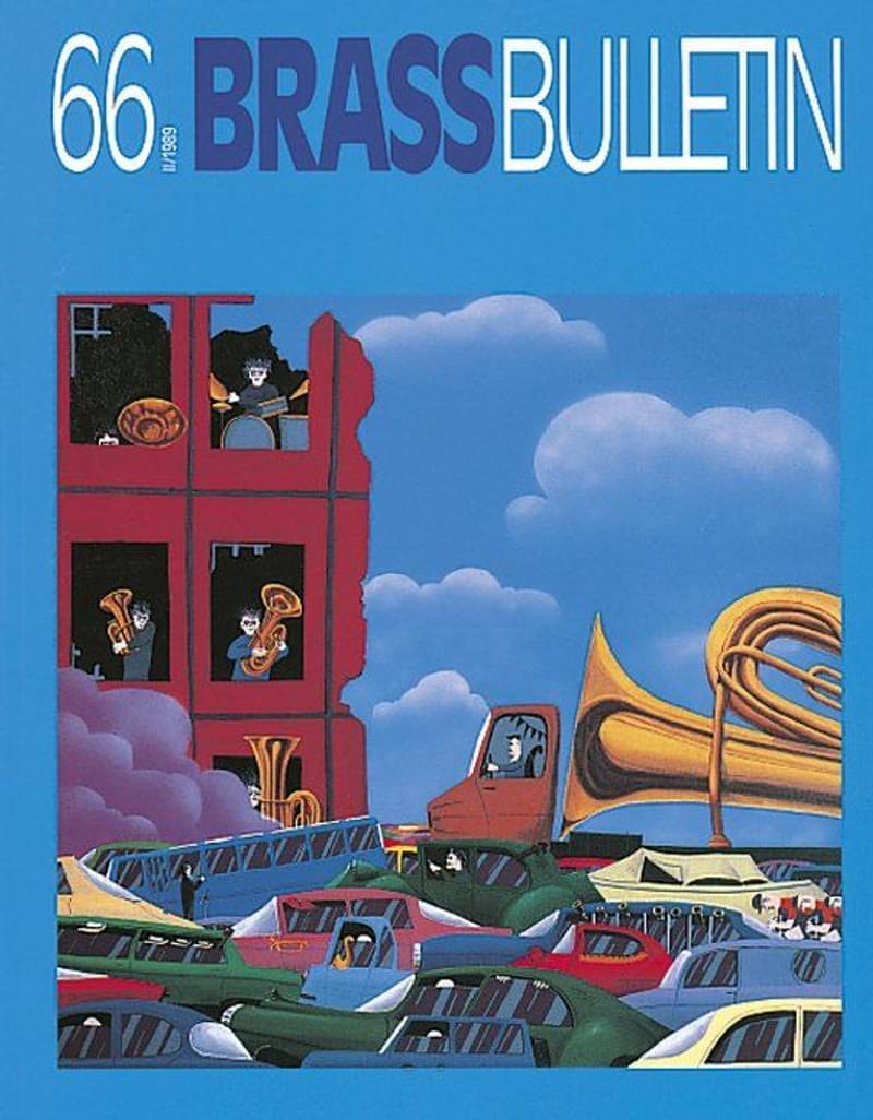 Brass Bulletin No 66 1989