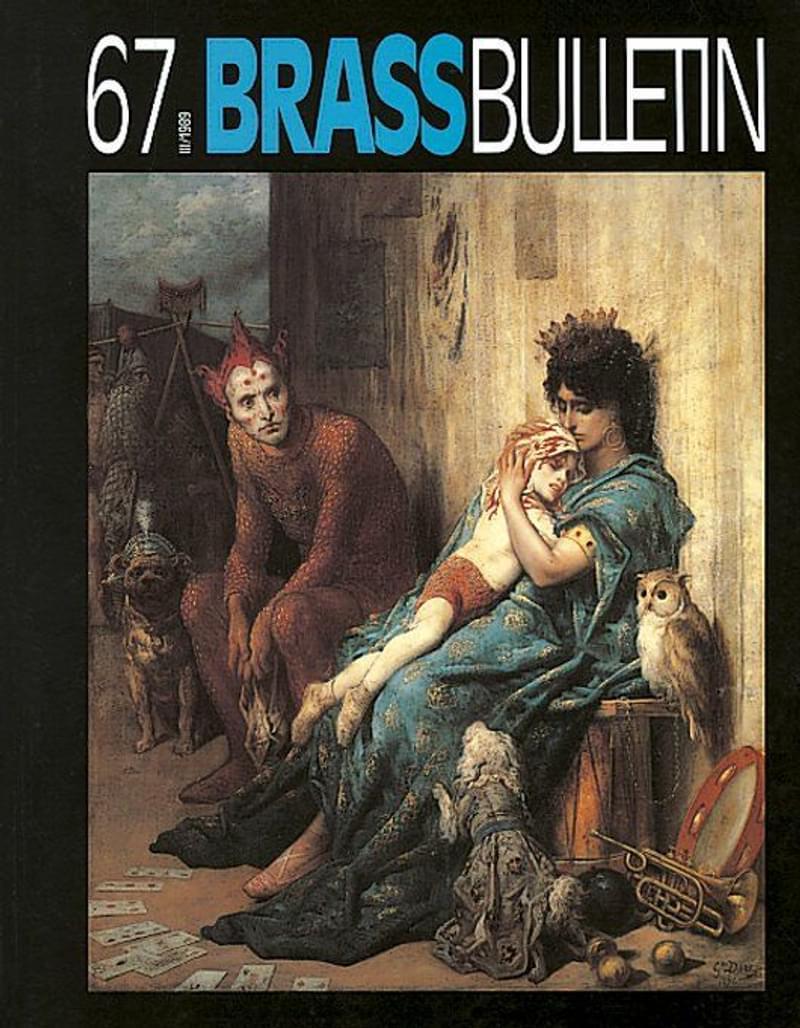 Brass Bulletin No 67 1989